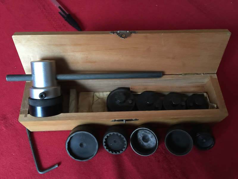 Montre AQUASTAR Outils-burdet