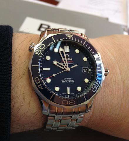 Et si on parlait un peu de bracelets Seamaster1